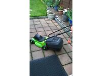 Great little lawnmower £30.00
