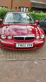 jaguar x type 2.1 v6 petrol manual for sale 1500ono