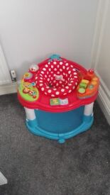 Baby play stand