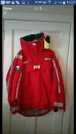 Helly Hansen ocean race jacket