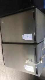 2 under counter fridges
