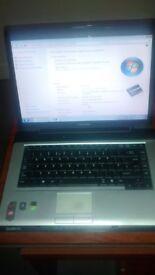 Toshiba satellite laptop a210