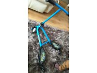 Baby rock 3 wheeler scooter