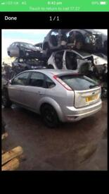 Breaking Ford Focus 2011 1.6 tdci