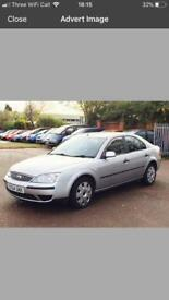 Ford Mondeo tdci with full year MOT great runner 695