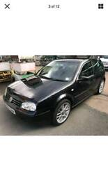 Here I'm selling a 2000 Volkswagen Golf GTI 1.8turbo