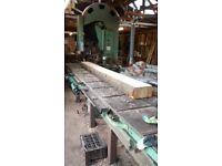 Sawmill Service - 17ft Woodmizer & Stenner 45 - Cutting/timber