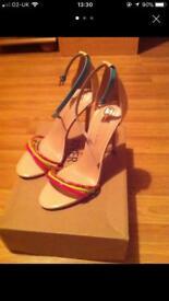River Island Sandal Heels.