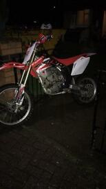 Crf 150 wanted urgent !!! Delivered to Bradford cash waiting