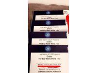 4 x Drake Floor Standing Tickets - Saturday 4th February-London O2