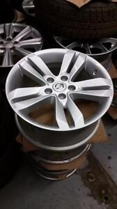 "16"" / 17"" OEM  Nissan Altima Sentra Rogue alloy rims 5 x 114.3 in stock from $400 set of 4/ OEM TPMS sensors in from $10"