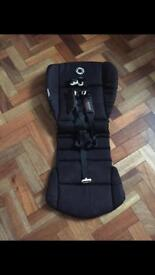 Bugaboo bee plus harness and seat cover