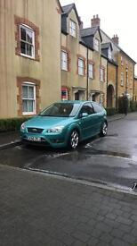 Ford Focus ST Rep 1.6 Sport modified stance
