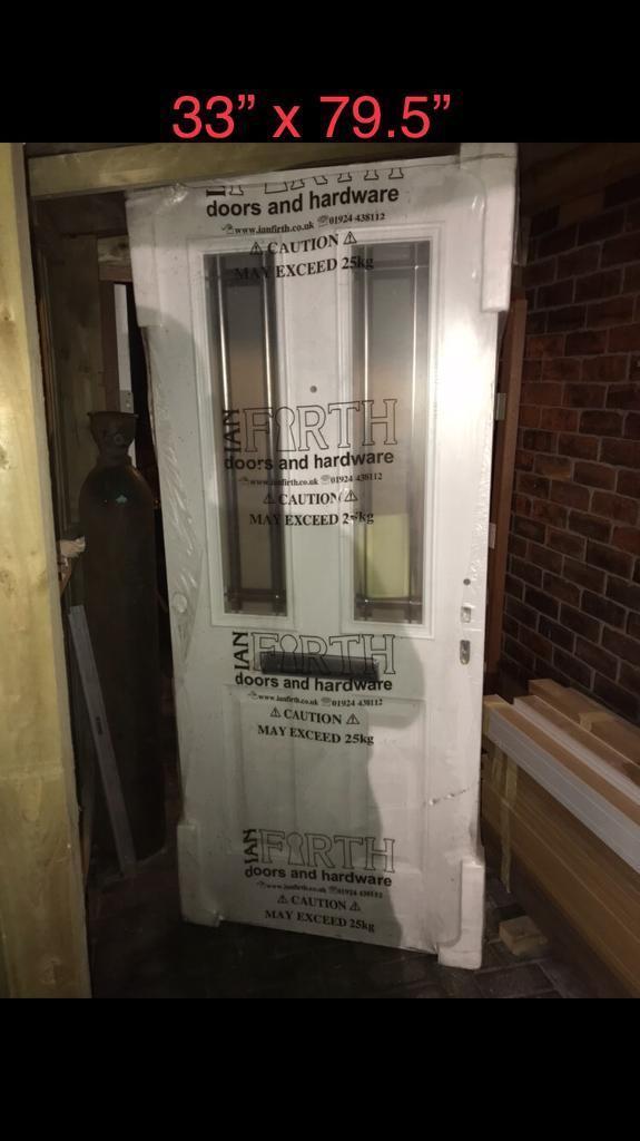 Stunning composite door