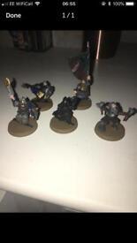 Lotr warhammer dwarven captains