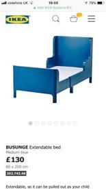 IKEA Children's bed & Mattress