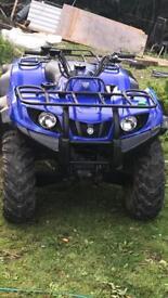 Yamaha grizzly 350 2010