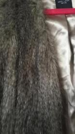 New Look Fur Jacket