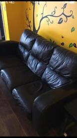 Leather Sofa!!!