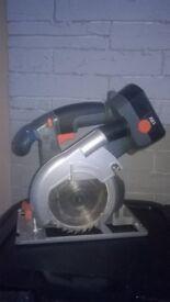 18 volt challenge extreme circular saw