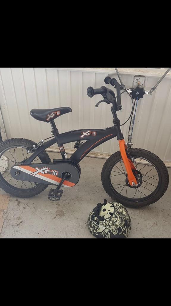 """Boys XT-16"""" bike"""