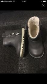 Girls toddlers boots from Next
