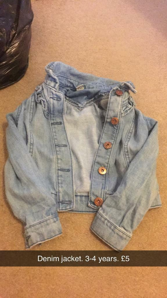 5c4c2312ac28 Kids denim jacket