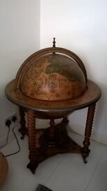 Drinks Globe - Good Condition for age