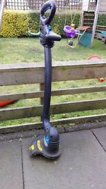 Garden strimmer and electric lawnmower for sale