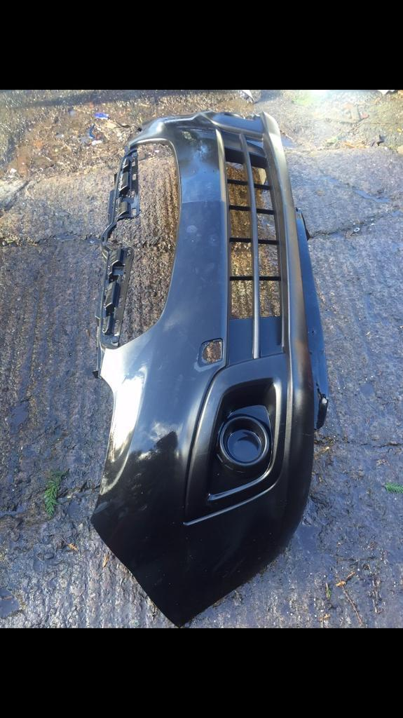 Vauxhall combo genuine front bumper 2013 can post