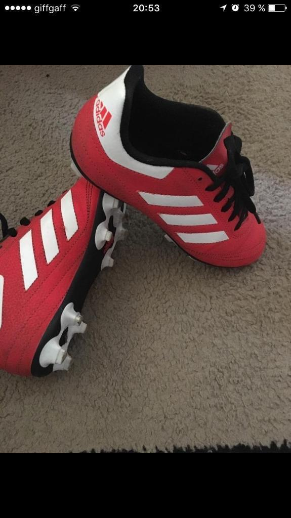 Adidas football boots size 2in Gilmerton, EdinburghGumtree - Adidas football boots size 2Only used during two weeks So in good condition Only collection in Gilmerton area Thanks for reading