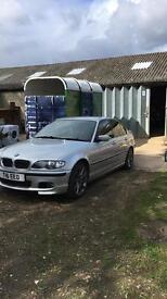 BMW 325i M sport 85k manual £2000ONO PX VAN ONLY