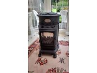 Provence Calor Gas Mobile Portable Heater Package including Gas & Cylinder