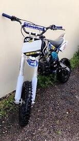 Pitbike Racing M2R 125 , Motocross , motorcycle