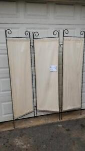 5ft X 5.5 ft Room Divider Privacy Screen ikea