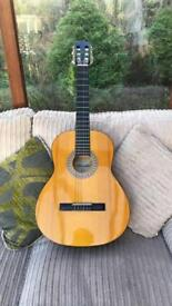 Herold 4/4 Classical Acoustic - Nylon String