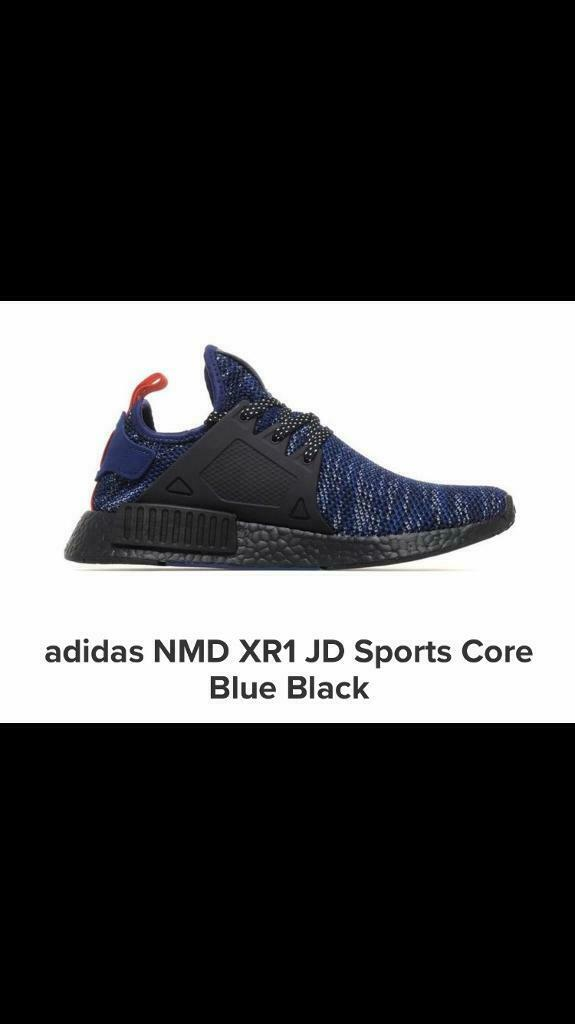 promo code f4dba 0e3e4 NMD XR1 JD sports core blue/black. | in Plymouth, Devon | Gumtree