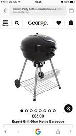 Expert Grill 66cm Kettle Barbecue