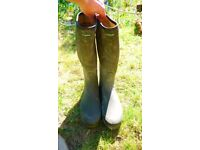 Le Chameau size 11/12 Welly's