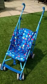 Mothercare Jive stroller in good condition