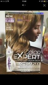 Brand new Schwarzkopf color expert 7.0