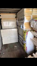 CELOTEX KINGSPAN INSULATION 40,50&75mm 1200x450 £50 a pack