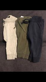 Baby boys joggers 6-9 months