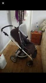 Mama and papas sola pushchair
