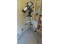 Reflector Telescope 500 x 114 mm