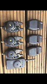 Fox rx alarms x3 and receiver