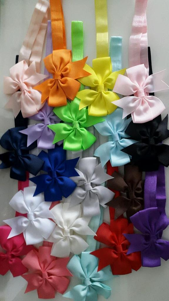 NEW baby girl and toddler headbands. ANY 3 FOR £ 2