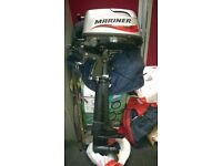 Mariner F6HP FOURSTROK OUTBOARD ENGINE,
