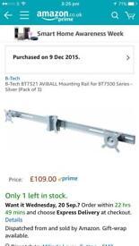 B tech mounting rail