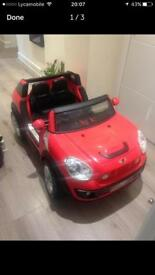 Child mini car